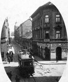 Klauzál utca. Old Pictures, Old Photos, Vintage Photos, Wellsville Ohio, East Liverpool Ohio, Budapest, Family Research, Lisbon, Hungary