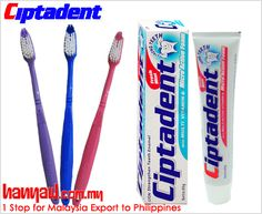 Ciptadent Fresh Mint Toothpaste  Use regularly for whiter teeth and healthy gums