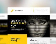 "Check out new work on my @Behance portfolio: ""Modern Minimal Business Flyer""…"