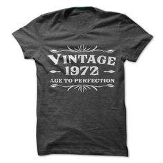 Vintage 1972 T-Shirts, Hoodies, Sweatshirts, Tee Shirts (19$ ==► Shopping Now!)