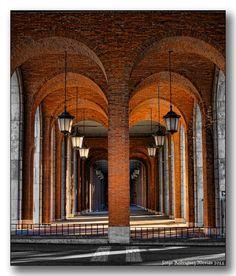 Arcos de Nuevos Ministerios - Madrid de Jorge Rodriguez Mesias