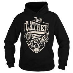 Team CATHER Lifetime Member (Dragon) - Last Name, Surname T-Shirt