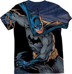 Camiseta de Batman en todas las tallas