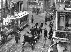 İstanbul beyoğlu 1905