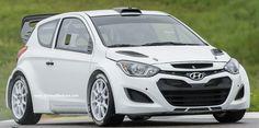 Modified Hyundai i20 WRC (World Rally Championship) Test car  http://www.101modifiedcars.com/newsletters/modified-hyundai-i20-wrc-evo.php