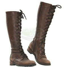 Hunger Games Outfits, Jennifer Lawrence, Baskets, Hunger Games Catching Fire, Hunting Boots, Vegan Shoes, Thigh High Boots, Shoe Boots, Women's Shoes