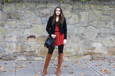 Casual Autumn Outfit | lauracoeur.com