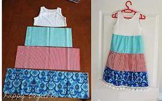 Reciclar camisas usadas para reaproveitar e criar modelos novos