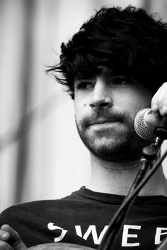 Yannis bb. I actually know the lead singer for Sweep the leg johnny (He was a teacher at my High School, no big deal)