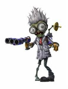 Plants vs.Zombies garden warfare mad scientist - Bing Images