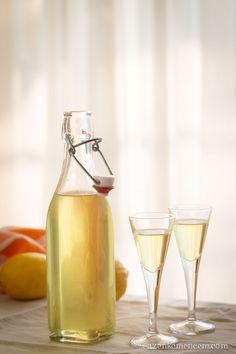 Limoncello - az intenzív ízű citromlikőr