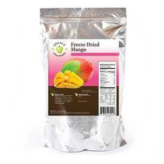 Freeze Dried Mango - Bulk Emergency Storage Foods - Legacy Premium