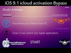 doulci activator winrar password