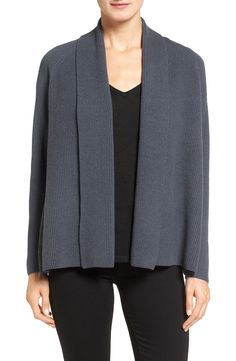 Nordstrom Collection Cashmere Texture Knit Cardigan available at #Nordstrom