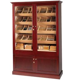 Reliance 2000 Cigar Humidor Display - Traditional