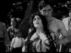 Rare film classics SILENT talkies TV on DVD: Mustalaishurmaaja: Gipsy Charmer (1929) Teuvo Tulio DVD
