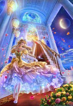 / Cinderella (Personaje) / # 1604790 - Zerochan