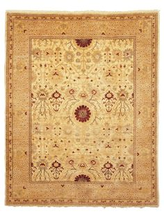 Peshawar Hand-Knotted Rug by Safavieh Couture at Gilt