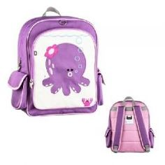 f7db01d8b019 Penelope Big Kids Backpack by  BeatrixNY - Big enough to hold textbooks