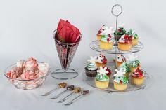 Que no te falte nada para una deliciosa tarde de dulces preparaciones navideñas.