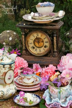 9th Annual Mad Tea Party | A Fanciful Twist