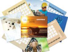 Crowdfunding para: Greenpeace Brasil: Calendário 2015
