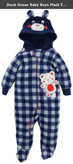 Red Buffalo Check Essentials Full-Zip High-Pile Polar Fleece Jacket Outerwear-Jackets 4T