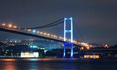 Bosphorus Bridge İstanbul(50mm) by Sinan Adıgüzel on 500px