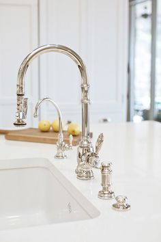 Kitchen opt.1  Waterstone Traditional PLP - Most beautiful faucet ever...but no Pvd finishes...                                                                                                                                                                                 More