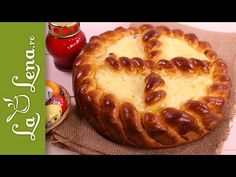 Easter Recipes, Dessert Recipes, Desserts, Bread Recipes, Cooking Recipes, Romanian Food, Pastry And Bakery, Soul Food, Baked Goods