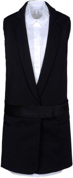 Victoria Beckham Short Dress - Lyst