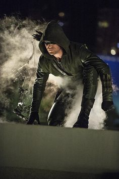 "Arrow - Oliver Queen ""The Calm"" #3.1 #Season3"