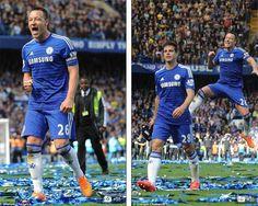 """Chùm ảnh Chelsea """"nổ tung"""" ăn mừng chức vô địch - 3"""