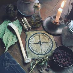 The Witches Compass .
