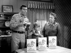 The Andy Griffith Show - and I have my own real Aunt Bea.