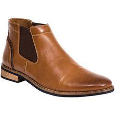 Deer Stags Kid's Marcus Memory Foam Dress Comfort Cap Toe Chelsea Boot (Big Kid/Little Kid) - Tan/Beige 13 Youth Botas Chelsea, Chelsea Boots, Jeans, Argos, Mens Gift Sets, Boys Shoes, Memory Foam, Shoe Boots, Men's Boots
