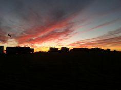 Awesome Glamis sky~