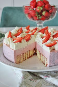 Tart Recipes, Fruit Recipes, Dessert Recipes, Healthy Recipes, Bolo Original, Cake Shop, Balanced Diet, Mousse, Food To Make