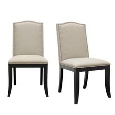 Colette side chair from crate and barrel for $239