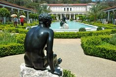 MALIBU, Calif.: Learn about Malibu through its historic homes. Pictured: Getty Villa in Pacific Palisades, Calif., was designed to re-create Herculaneum — the town near Pompeii in Italy that was also destroyed by Mount Vesuvius. READ MORE: http://www.uticaod.com/article/20140228/NEWS/140229139/0/SEARCH