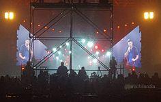 "@CHAYANNEMUSIC en @wtcveracruz #Veracruz desde el ""house""  #travel #música #music  #bocadelrio #mexico #tour #lights #concert #live #people #picoftheday #wp #photoofday #Sony #latin"