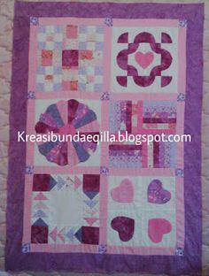 Kreasi Bundae Qilla: Basic Pink - Ungu, Yes!!