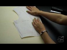E13 - Draping 101 :: Trueing Front/Back Bodice Part 2 of 2