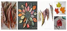 detalle hojas de hiedra en otoño en pared - Buscar con Google