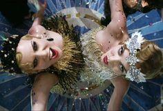 luhrmann's Great Gastby still with Miuccia Prada looks
