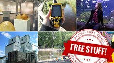 Free things to do in Manitoba, including ideas for Winnipeg. Free In, Love Is Free, Free Things To Do, Free Travel, Days Out, Vacation Spots, Adventure Travel, Places To See, Stuff To Do
