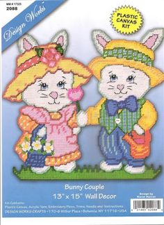 BUNNY COUPLE COVER