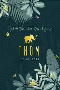 And So The Adventure Begins, Wall Prints, Photo Book, Birth, Kids Room, Illustration Art, Baby Boy, Graphic Design, Boys