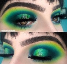 This is one of my favorite looks so far Detail Natural Eye Makeup, Blue Eye Makeup, Eye Makeup Tips, Makeup Inspo, Makeup Ideas, Makeup Inspiration, Beauty Makeup, Glitter Eyeshadow Palette, Dark Eyeshadow