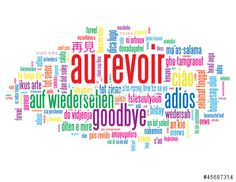 Farewell Speech Image  Teaching Ideas    Farewell
